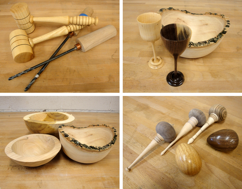 Beginner Wood Turning Projects