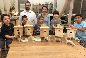 Kids Woodworking Philadelphia Woodworks